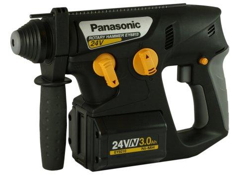 Panasonic EY6813NQKW 24-Volt Cordless Rotary Hammer