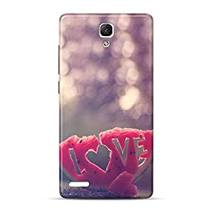 Mobile Back Cover For Xiaomi Redmi Note Prime (Printed Designer Case)