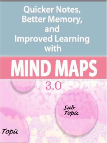 Mind Maps: Quicker Notes, Better Memory, and Improved Learning by Michael Taylor ebook deal