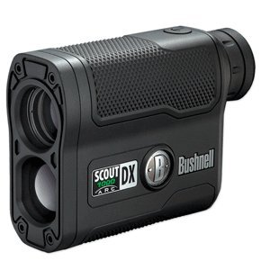 Bushnell Scout Dx 1000 Arc 6 X 21 Laser Rangefinder - Black