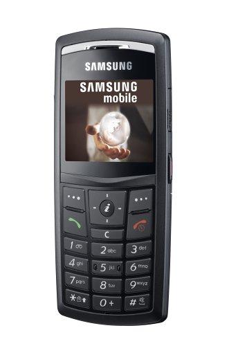 Samsung SGH-X820 (2 MP-Kamera, MP3-Player, Tri-Band) Handy