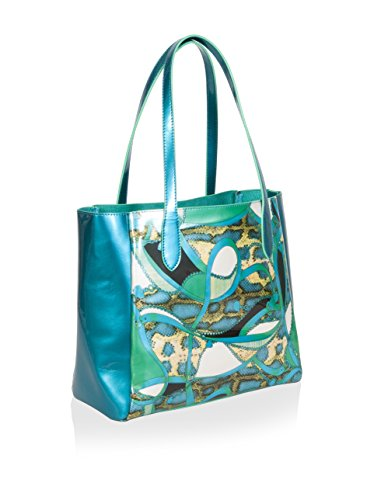 buco-north-south-patent-leather-mosaic-teal