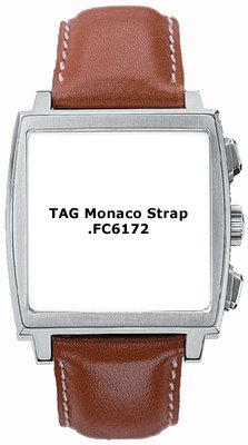 Tag Heuer Leather Strap