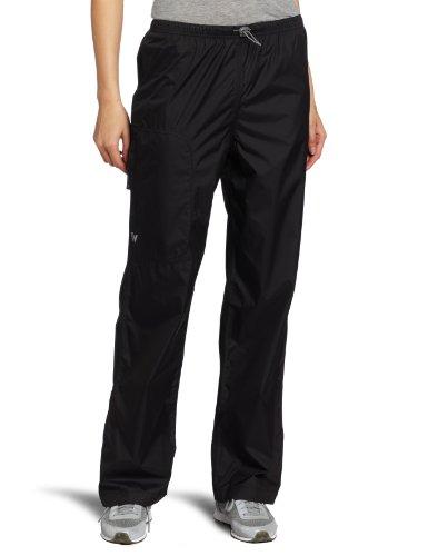 White Sierra Women's Trabagon Pants (Black, Small) (Women Rain Pants compare prices)