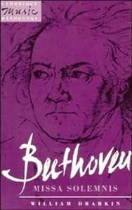 Beethoven Missa Solemnis Cambridge Music Handbooks from Cambridge University Press