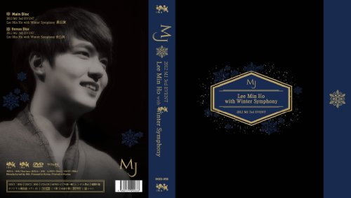 2012 MJ 3rd EVENT ~ Lee Min Ho with Winter Symphony [DVD]