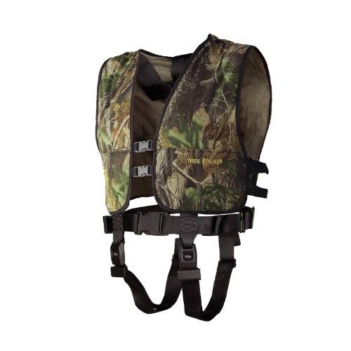 Hunter Safety System Youth Model Safety Harnesses, Realtree, Youth front-27259