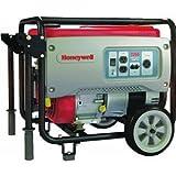 Honeywell 3250-6150 3,250 Watt 208cc OHV Portable Gas Powered Generator, CARB Compliant