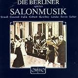 echange, troc Die Berliner - Plays Salon Music