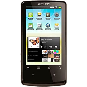 Archos 32 3.2-Inch Internet Tablet with Android