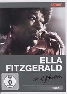 Ella Fitzgerald - Live at Montreux 1969 (Kulturspiegel Edition) [Alemania] [DVD]