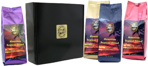 Hawaiian Coffee of the Month Club, Hawaiian Coffee