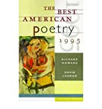 [ Best American Poetry, 1995[ BEST AMERICAN POETRY, 1995 ] By Lehman, David ( Author )Sep-19-1995 Paperback