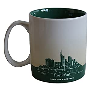 Starbucks City Mug Icon Serie Germany (Frankfurt)