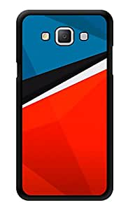 """Humor Gang Abstract Geometrical Pattern Printed Designer Mobile Back Cover For """"Samsung Galaxy j5"""" (2D, Glossy, Premium Quality, Protective Snap On Slim Hard Phone Case, Multi Color)"""