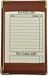 Royce Leather 704-5 Note Jotter (Tan)