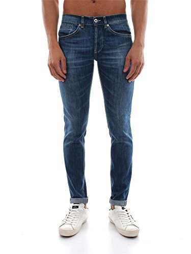 DONDUP GEORGE UP232 M82 JEANS Uomo M82 31