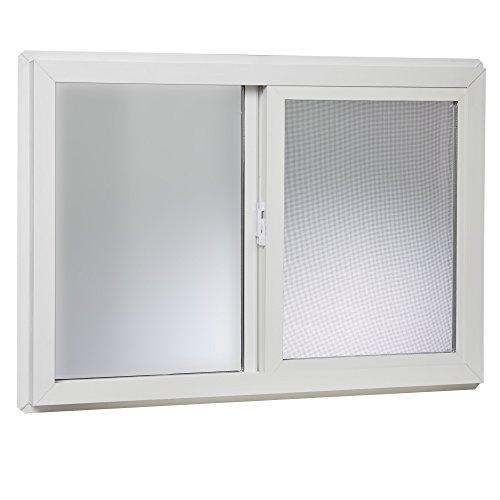 "Park Ridge VBSI3222PR Vinyl Basement Slider Window, 32"" X"