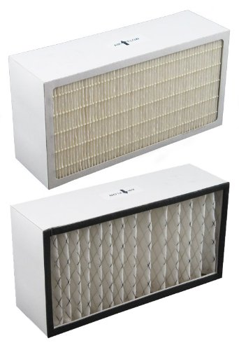 A1401B Bionaire Air Cleaner Dual Filter Cartridge front-634499