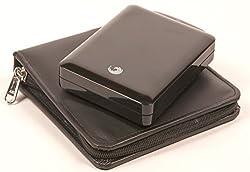 SVVM Seagate/Western Digital Hard Disk Cases, Hard Disk Covers Model: V43-Black