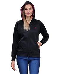 Aspasia Women Polyester Jacket (AJ005_L_Multi-color_Multi-color_Large)