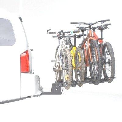 Hollywood Sport Rider SE 4 Bike Hitch Rack - 2 Inch Hitch - HR1400
