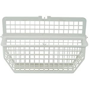 Whirlpool 8519716 Small Items Bag For Dishwasher Grey