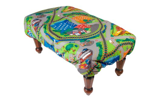 Abc Fun Pads Safety Table Cover, City Adventures, Medium