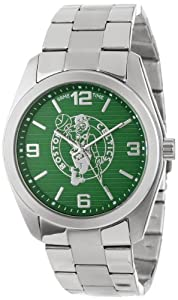 Game Time Unisex NBA-ELI-BOS Elite Boston Celtics 3-Hand Analog Watch by Game Time