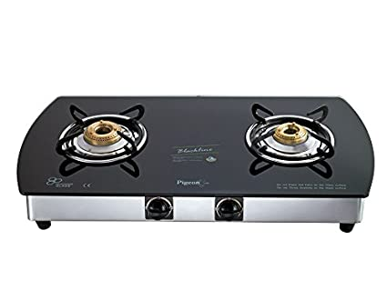 Blackline Oval SS Gas Cooktop (2 Burner)
