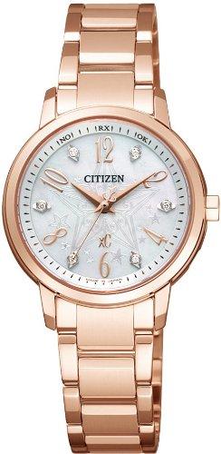 CITIZEN (シチズン) 腕時計 xC クロスシー Eco-Drive エコ・ドライブ 電波時計 2009年冬限定モデル XCB38-9104 レディース