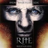 echange, troc Alex Heffes - Le Rite (Bof)