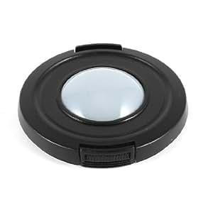 55mm Filter Mount White Balance WB Lens Cap for Digital Camera