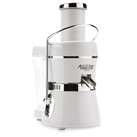 Jack LaLanne Power Juicer Express in White (Juicer Express compare prices)