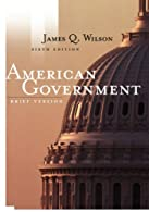 American Government Brief   by Wilson