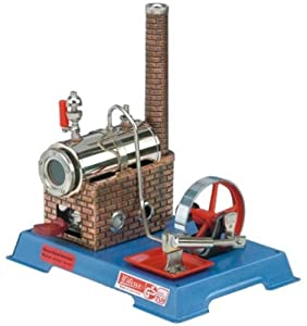 machine vapeur d6 par wilesco jeux et jouets. Black Bedroom Furniture Sets. Home Design Ideas
