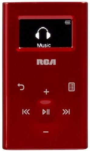 RCA M2204RD Ultra Compact 4 GB Digital Audio Player