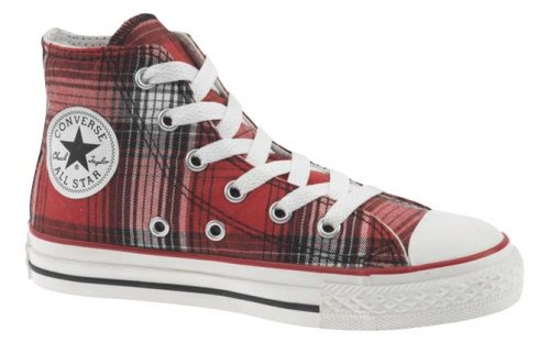 Converse Chuck Taylor All Star Hi Top Little Kids Ombre Plaid Red/Black/White - Buy Converse Chuck Taylor All Star Hi Top Little Kids Ombre Plaid Red/Black/White - Purchase Converse Chuck Taylor All Star Hi Top Little Kids Ombre Plaid Red/Black/White (Converse, Apparel, Departments, Shoes, Children's Shoes, Boys)