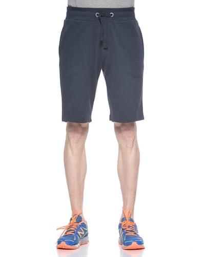 New Balance Shorts S Genuine [Blu Navy]