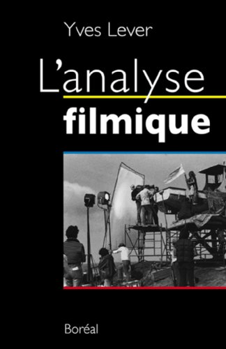 Image for L'analyse filmique (French Edition)