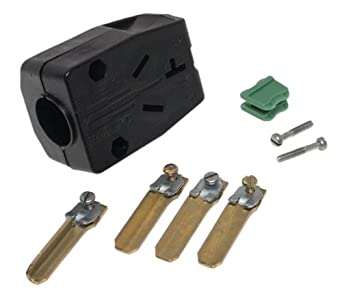 Range and Dryer Plug