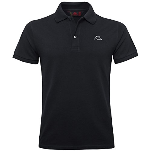La polo Robe di Kappa - William - Black - XXL