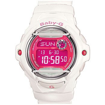 G-Shock Baby-G Watch – White / Pink [Watch] Casio
