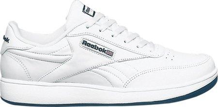 Men's Reebok Classic Ace - White/Navy - Buy Men's Reebok Classic Ace - White/Navy - Purchase Men's Reebok Classic Ace - White/Navy (Reebok, Apparel, Departments, Shoes, Men's Shoes, Young Men's Shoes)