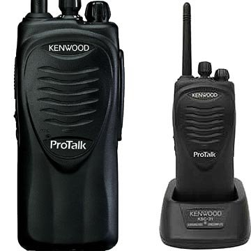 Kenwood TK3201 Pro Talk Personal Communicator