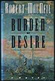 img - for Burden of Desire book / textbook / text book