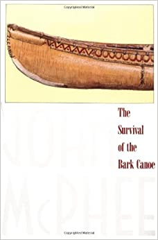an analytical review of the survival of the bark canoe by john mcphee Site archive for wednesday, 08 sep 2010  award winning child care expert candi wingate helps families find their personal 'nanny mcphee  san jose bark in the.