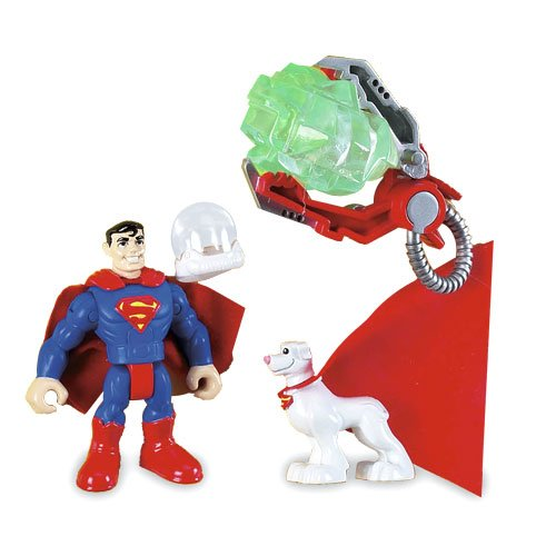 Fisher Price Imaginext DC Superfriends Superman M5648