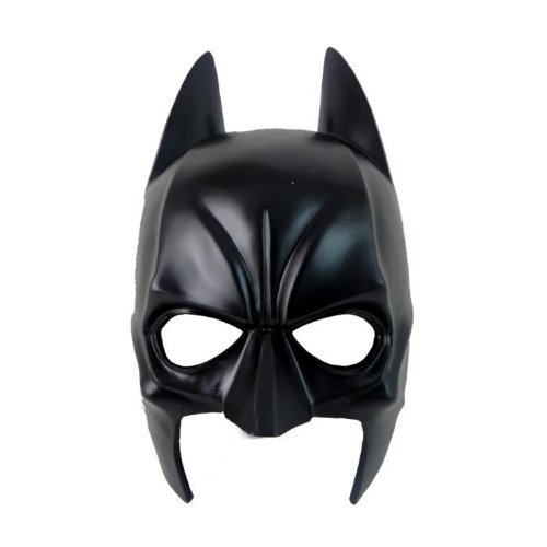 Halloween Edition Boutique Resin Batman Bat Model Mask Mask (one size)