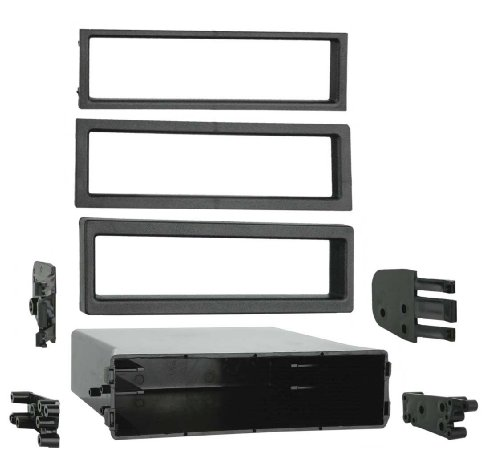 Metra 88-00-9000 Pocket Radio Installation Kit For Select 1982-2004 Ford/Mazda/Nissan/Toyota/Volvo Vehicles